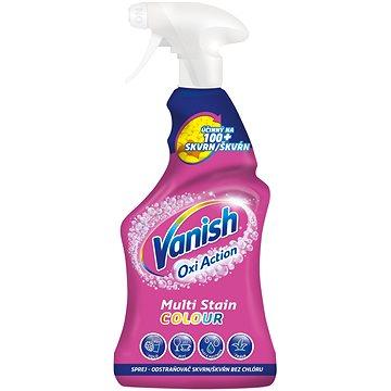 Čisticí sprej VANISH Oxi Action spray 500 ml (8592326008096)