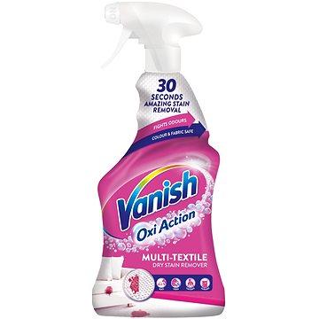 Čisticí sprej VANISH Oxi Action Powerspray na koberce 500 ml (5011417537930) + ZDARMA Houbička SPONTEX 2 Marathon houbička na nádobí