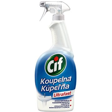 CIF Koupelna Ultrafast 750 ml (8714100499320)