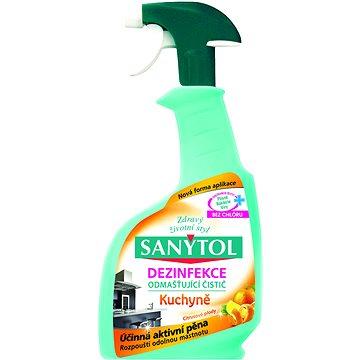 SANYTOL Dezinfekční čistič na kuchyně 500 ml (3045206392006)