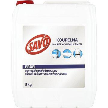 SAVO Koupelna na rez a vodní kámen 5 kg (8594005395886)