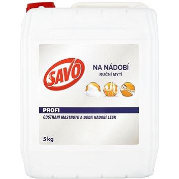 SAVO Přípravek na mytí nádobí 5 kg (8594005395114)