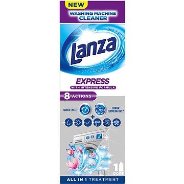 LANZA Tekutý čistič pračky Express 250 ml (5900627074536)