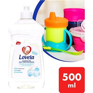 LOVELA Přípravek na mytí dětského nádobí 500 ml (5900627074031)