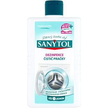 SANYTOL Dezinfekce čistič pračky 250 ml (8411135665019)