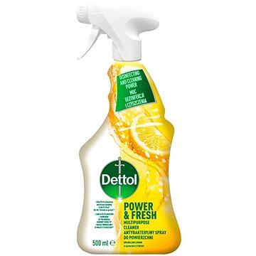 DETTOL Antibakteriálni sprej na povrchy Citron a Limeta 500 ml (5900627074284)