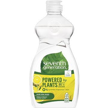SEVENTH GENERATION na nádobí Citrus&Ginger 500 ml (8717163712412)