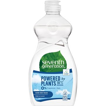 SEVENTH GENERATION na nádobí Free&Clear 500 ml (8717163712399)