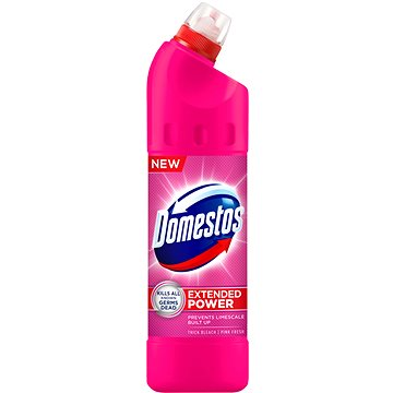 DOMESTOS Extended Pink 750 ml (5996358010714)