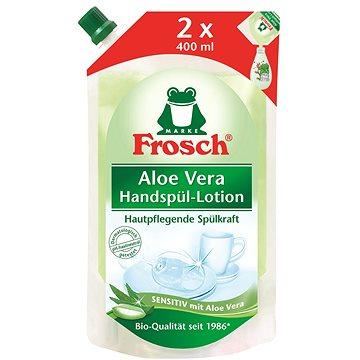 FROSCH EKO Aloe Vera – náhradní náplň 800 ml (4001499938313)