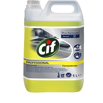 CIF Degreaser Concentrate 5 l (7615400174058)