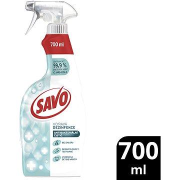 SAVO Bez Chloru Antibakteriální sprej 700 ml (8717163944301)
