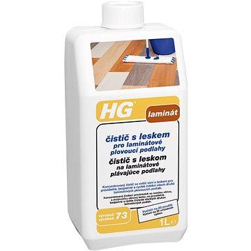 HG Čistič s leskem pro laminátové plovoucí podlahy 1 l (8711577015145)