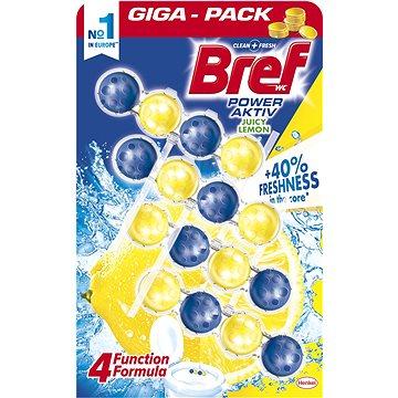 BREF Power Aktiv Quattro Juicy Lemon 4 × 50 g (9000101308907)