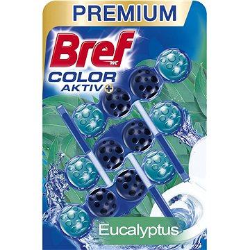 WC blok BREF Blue Aktiv Eucalyptus 3 x 50 g (9000101018066)