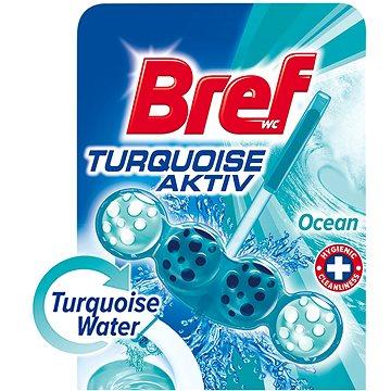 WC blok BREF Turquise Aktiv 50 g (9000101089400)