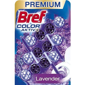WC blok BREF Purple Aktiv 3 × 50 g (9000101089646)