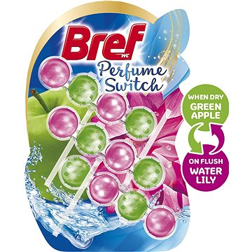 BREF Parfume Switch Apple-Water Lily 3 × 50 g (9000101329100)
