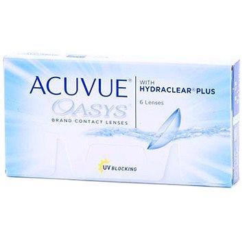 Kontaktní čočky Acuvue Oasys (6 čoček) dioptrie: -2.00, zakřivení: 8.40 (733905562716)