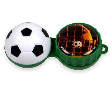 Pouzdro na kontaktní čočky Pouzdro 3D fotbalový míč (WOP3D0005)
