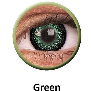 ColourVUE - Eyelush (2 čočky) barva: Green