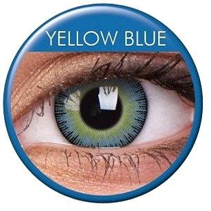 ColourVUE - Fusion (2 čočky) barva: Yellow Blue