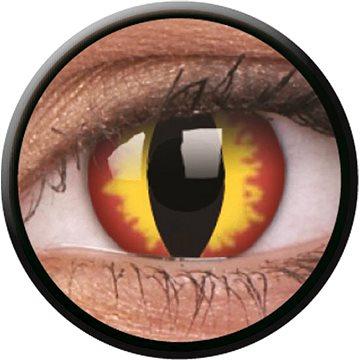 Crazy ColourVUE (2 čočky) barva: Dragon Eyes
