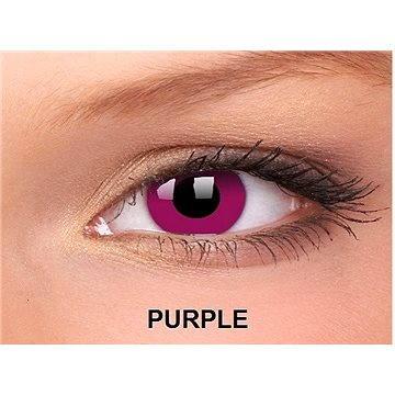 Crazy ColourVUE (2 čočky) barva: Purple