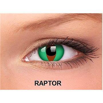 Crazy ColourVUE (2 čočky) barva: Raptor