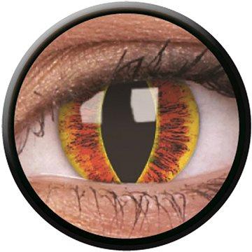 Crazy ColourVUE (2 čočky) barva: Saurons Eye