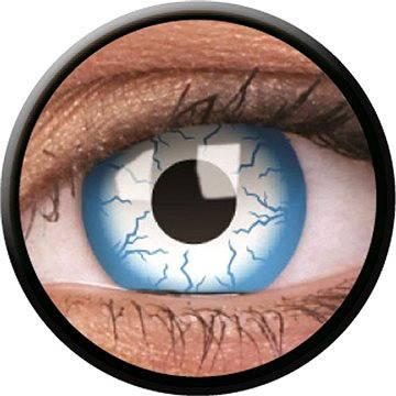 Kontaktní čočky ColourVUE Crazy Lens (2 čočky), barva: Lightning (9555644812355)