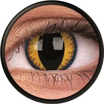 Kontaktní čočky ColourVUE Crazy Lens (2 čočky), barva: Wolf Moon (955564483113)