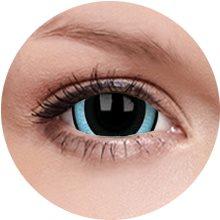 Kontaktní čočky ColourVUE Crazy Lens (2 čočky), barva: Nebulos (9555644811495)