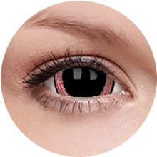 Kontaktní čočky ColourVUE Crazy Lens (2 čočky), barva: Ravenous (9555644811501)