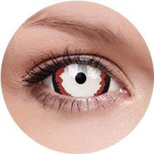 Kontaktní čočky ColourVUE Crazy Lens (2 čočky), barva: Minotaur (9555644811433)