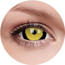 Kontaktní čočky ColourVUE Crazy Lens (2 čočky), barva: Tigera (9555644811440)