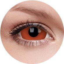Kontaktní čočky ColourVUE Crazy Lens (2 čočky), barva: Daredevil (9555644811471)