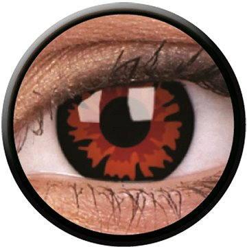Kontaktní čočky ColourVUE Crazy Lens (2 čočky), barva: Volturi (9555644830717)