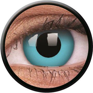 Kontaktní čočky ColourVUE Crazy Lens (2 čočky), barva: Sky Blue (9555644830700)
