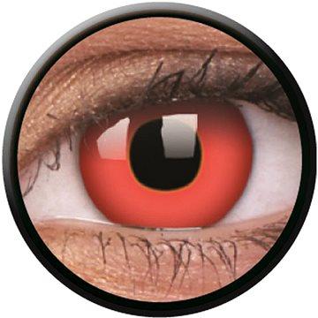 Kontaktní čočky ColourVUE Crazy Lens (2 čočky), barva: Red Devil (9555644825638)