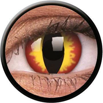 Kontaktní čočky ColourVUE Crazy Lens (2 čočky), barva: Dragon Eyes (9555644825669)