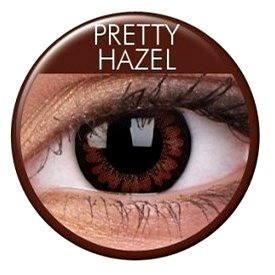 ColourVUE - BigEyes (2 čočky) barva: Pretty Hazel