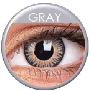 Kontaktní čočky ColourVUE dioptrické 3 Tones (2 čočky), barva: Grey, dioptrie: -1.25 (9555644800864)