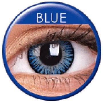 Kontaktní čočky ColourVUE dioptrické 3 Tones (2 čočky), barva: Blue, dioptrie: -1.25 (9555644801120)