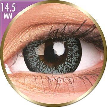Kontaktní čočky ColourVUE dioptrické Phantasee Big Eyes (2 čočky), barva: Pearl Grey, dioptrie: -3.00 (9555644820114)