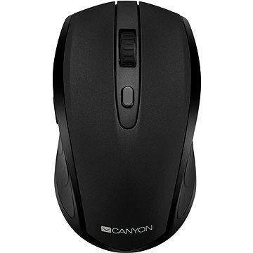 Canyon optická myš Bluetooth / Wireless černá (CNS-CMSW08B)