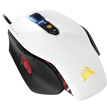 Corsair Gaming M65 RGB FPS bílá (CH-9300111-EU)