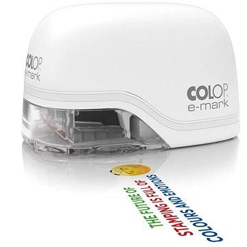 COLOP e-mark® razítko, bílé (153111)