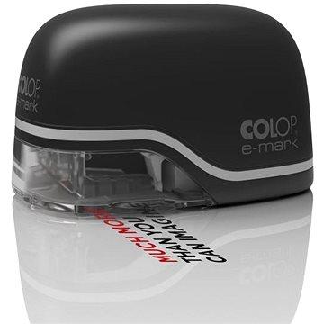 COLOP e-mark® razítko, černé (153117)