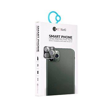 COTEetCI sklo na fotoaparát pro Apple iPhone 11 Pro / Pro Max zelené (CS2219-GR)